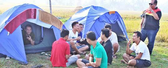 Camping di Bali - Janggar Ulam Camp Feature Image