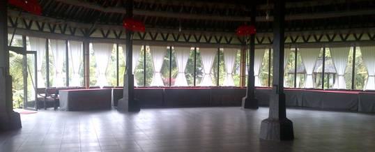 Outbound Bali Wana Aula Tempat Meeting