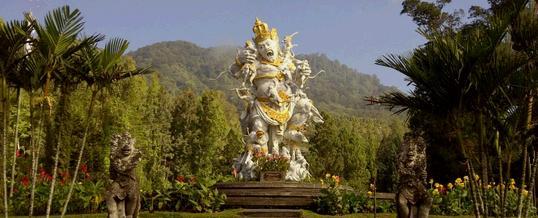 Outbound di Bali - Kebun Raya Bedugul Bali