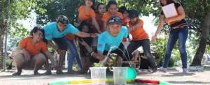 Team Building di Bali - Pantai Mertasari Sanur - WCS Game
