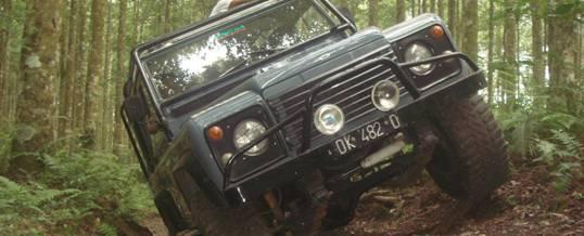Jeep Safari Bali