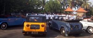 Bali Amazing Race - VW Safari 022015