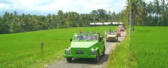 VW Safari di Bali