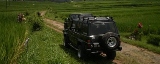 Jeep Safari di Bali