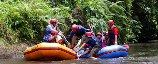 Harga Paket Puri Rafting Experience
