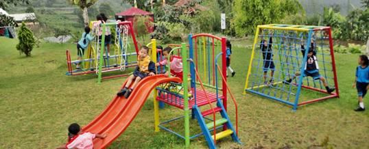 Bali Outbound Anak-anak Sekolah