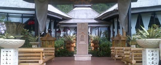 Outbound Bali - Wana Restaurant