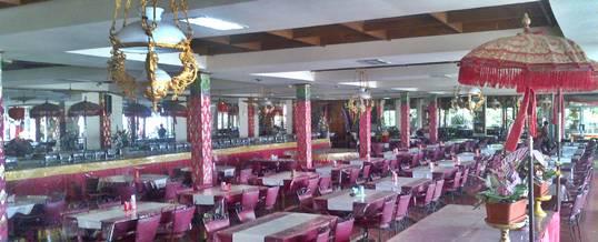 Outbound di Bedugul Restaurant