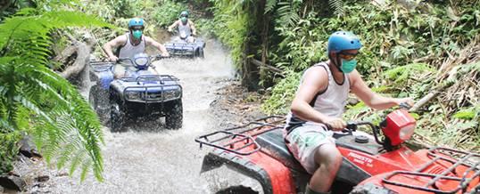 Outing Bali ATV Taro Adventure