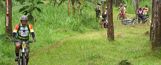 Outing Bali Cycling