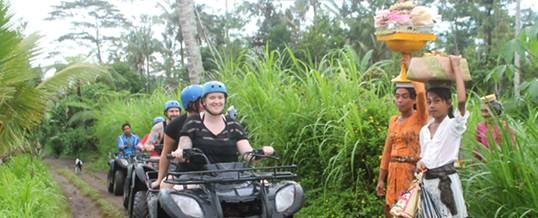 Outing Bali Taro Adventure & Camping Toya Devasya