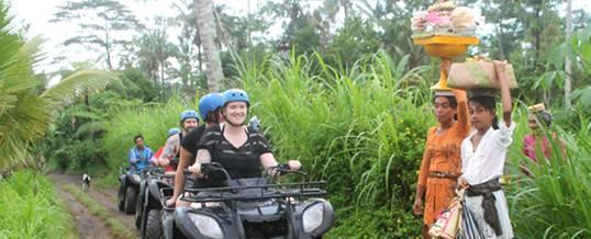 Outing Bali Taro & Toya