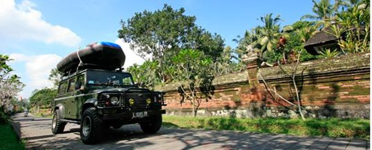Team Buildding Bali Puri Jeep