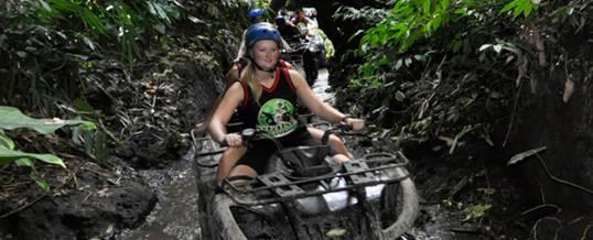 ATV Rider di Bali 1