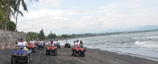 ATV Rider di Bali 4
