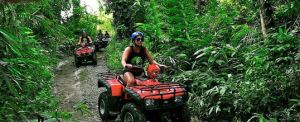 ATV Wake Bali Adventure Junggle