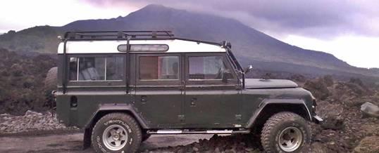Amazing Race Land Rover