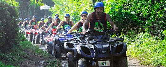 Bali Outbound ATV Wake Adventure