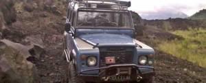 Bali Outbound Land Rover Batur