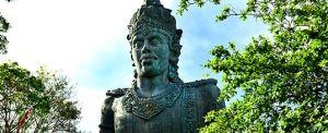 GWK Patung Tertinggi di Bali 2015