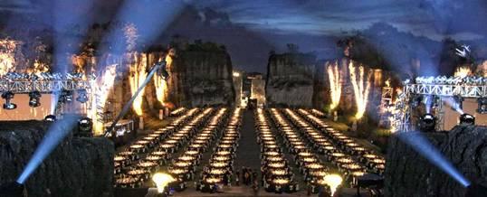 Gathering Bali Garuda Wisnu Kencana