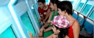 Quicksilver Cruise Bali Semi Submarine