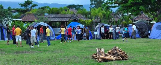 Outing Bali Toya Devasya Camping 1
