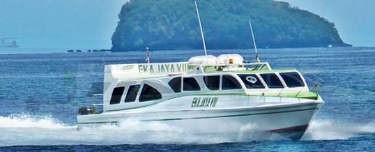 Wisata Adventure Bali Bali Ekajaya Fastboat Gili