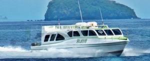 Wisata Adventure Bali Ekajaya Fastboat Gili 022016