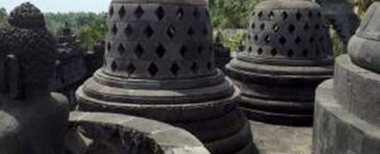 Taman Nusa Bali Candi Borobudur