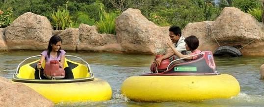 Bali Safari & Marine Park – Fun Zone