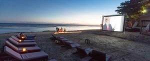 Karma Beach Bali Sunset