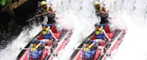 Paket Rafting di Bali Levi Bakas