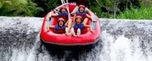 Rafting Bali Dewata Baijing Dam