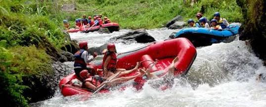 Rafting Bali Telaga Waja Dewata