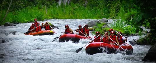 Bagus Adventure Rafting Bali