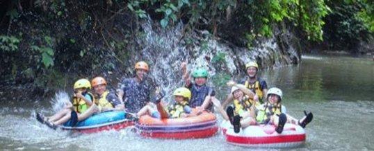 Petanu River Tubing Bali Adventure