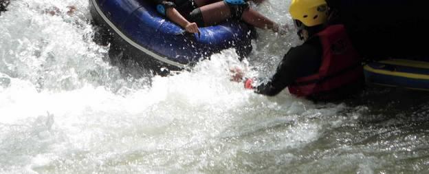 Tubing di Bali Bio Adventure Safety