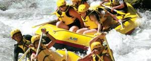 Rafting Alam Adventure