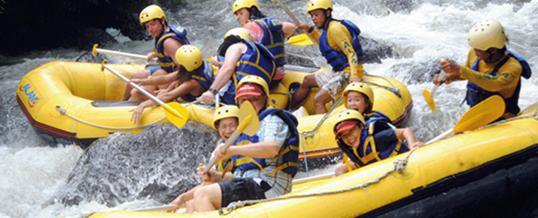 Paket Rafting Telaga Waja Bali Alam Amazing Adventure