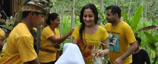 Rafting Telaga Waja Alam Welcome