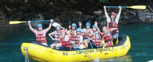 Rafting Whistler Canadian Outback Adventure