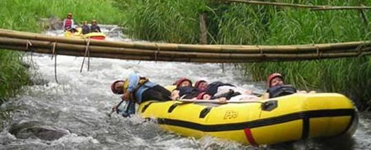 Rafting Telaga Waja The Lapama Adventure Bali