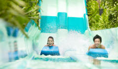 Adventure Cove Waterkpark - Dueling Racer