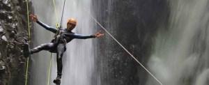 Bali Adventure Canyoning