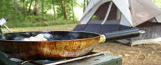 3 Classic Camping Meals