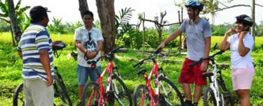 Cycling Bali Luwus Camp Briefing