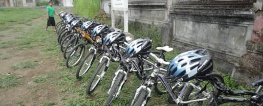 Cycling Bali Star