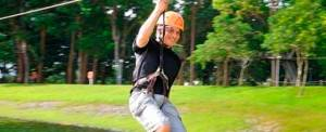 Forest Adventure Singapore Flying Fox