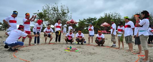 Group WCS Outbound Pantai